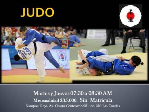 Judo Nampou Dojo