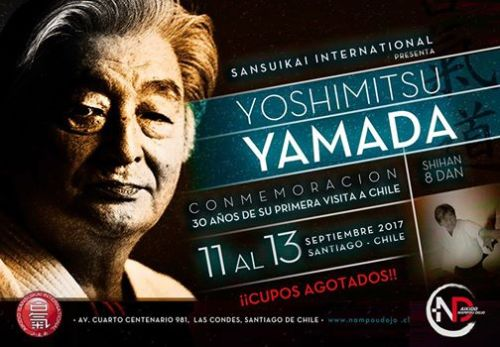 Y.Yamada Chile 2017